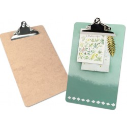 clipboard - 21 x 34 cm - thickness: 3 mm