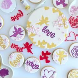 """embosseur """"Love Elements"""" / éléments sur l'Amour - Sweet Stamp Amycakes"""