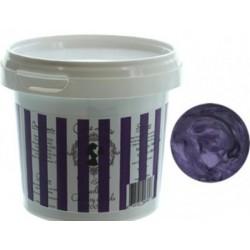Cake Lace « pearlised kadberry purple /  cadbury violet nacré» prête à l'emploi 200g