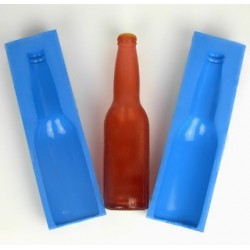 "simi beer bottle Longneck mold 91/2"" (24.13 cm) - SimiCakes"