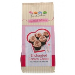 Enchanted Cream Choco 450g - Funcakes