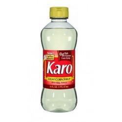 Karo light corn syrup - sirop de maïs 473ml