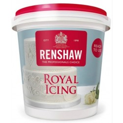 Royal icing white 400g - Renshaw - ready to use