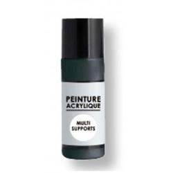 peinture acrylique multi-supports 80 ml - noir