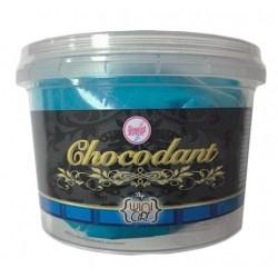 Chocodant bleu électrique 250g