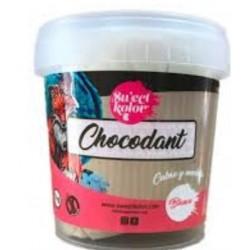 Chocodant white 1kg