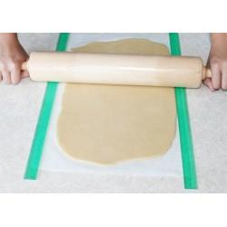 Set de 6 règles de pâtisserie - Autumn Carpenter