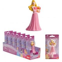 bougie princesse Aurore - 8 cm