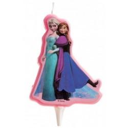 candle Frozen - 2D - 8 cm