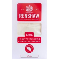 Renshaw Extra - white / blanc - Marshmallow 1kg