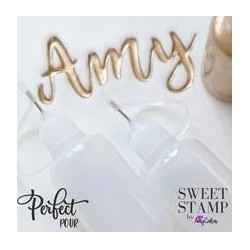 perfect pour bottles - 2pk - 30ml - Sweet Stamp - AmyCakes