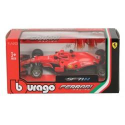 figurine car formula 1 - Ferrari