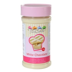 Flavouring – White chocolate  – 100g
