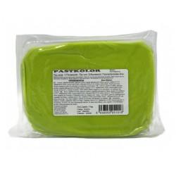 PROMO - Sugar paste fluorescent green - 1kg - Pastkolor