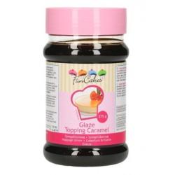 Nappage / glaçage - caramel - 375g de Funcakes