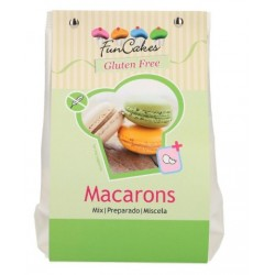 mix gluten free for macarons 300g - Funcakes