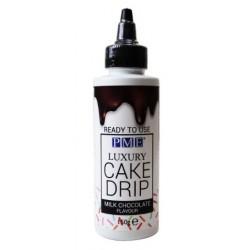cake drip / glaçage au chocolat au lait prêt à l'emploi - 150g