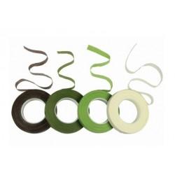 ruban floral adhésif - vert clair - PME