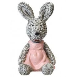 Figurine en résine - lapin - Culpitt