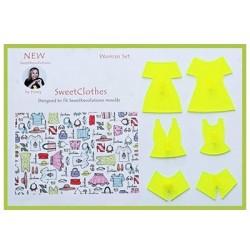 """set de """"pattern""""/ modèles de vêtements pour femme - SweetRevolutions by Domy"""