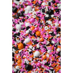 "Décorations en sucre sprinkles ""BOO-TIFUL"" - 100g - Fancy Sprinkles"