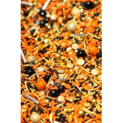 "Décorations sprinkles ""PUMPKIN KING"" - 100g - Fancy Sprinkles"