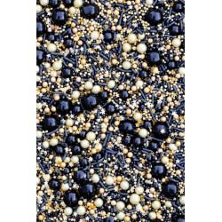 """decoration sprinkles - """"BLACK WIDOW"""" - 100g - Fancy Sprinkles"""