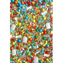"Décorations en sucre sprinkles ""CHILD'S PLAY"" - 100g - Fancy Sprinkles"