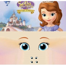 """yeux adhésifs 3D en résine """"M"""" - 076 - 12 paires - Mariela Lopez"""
