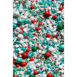 """Sugar decoration sprinkles - """"SON OF A NUTCRACKER"""" - 100g - Fancy Sprinkles"""