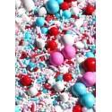 """Sugar decoration sprinkles - """"SUGAR COOKIE"""" - 100g - Fancy Sprinkles"""