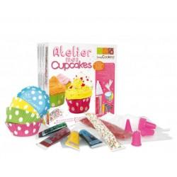 "Coffret Atelier ""mes cupcakes"" - ScrapCooking"