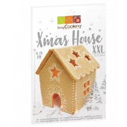 Kit Xmas house XXL - ScrapCooking