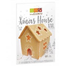 Xmas house XXL kit - ScrapCooking