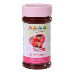 Flavouring – Strawberry – 120g - Funcakes
