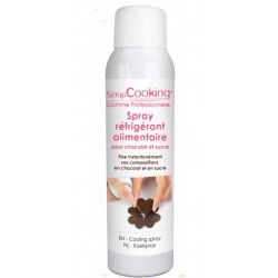 food cooling spray 150 ml - ScrapCooking