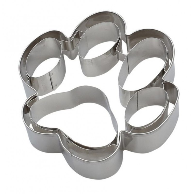 "set of 2 cookie cutter ""canine"" - SK"