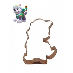 "cookie cutter Paw Patrol ""Everest"" - 12 cm - SK"