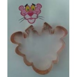 """cookie cutter """"pink panther"""" 11 cm - SK"""