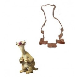 """Cookie cutter  Ice Age """"Sid"""" - 11 cm - SK"""