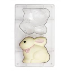 "chocolate mold ""bunny"" - Decora"