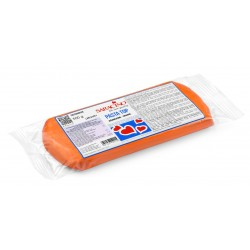 "Pâte à sucre ""Pasta Top"" orange - 500g - Saracino"