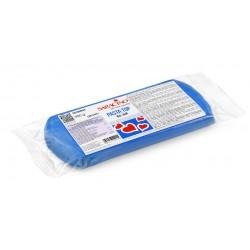 "Pâte à sucre ""Pasta Top"" bleu - 500g - Saracino"