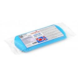 """Pâte à sucre """"Pasta Top"""" celeste / bleu clair - 500g - Saracino"""