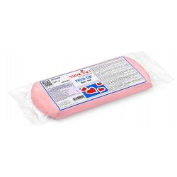 """Pâte à sucre """"Pasta Top"""" rose - 500g - Saracino"""