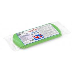 "Pâte à sucre ""Pasta Top"" vert clair - 500g - Saracino"