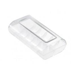 boîte pour 12 macarons - blanche - Silikomart