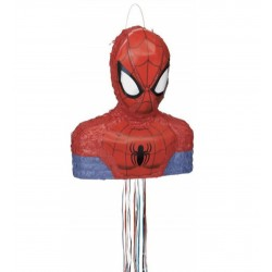 piñata - spiderman 3D - ScrapCooking