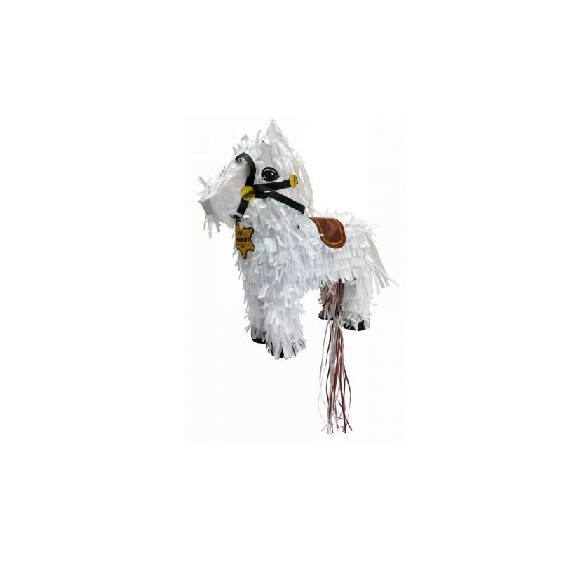 piñata - cowboy horse - ScrapCooking