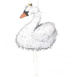 piñata - swan - ScrapCooking